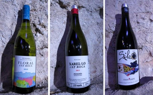 AT Roca 3 vinos